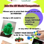 3D PRINT competition